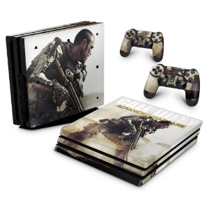 PS4 Pro Skin - Call of Duty Advanced Warfare