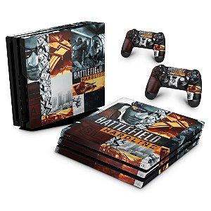 PS4 Pro Skin - Battlefield Hardline