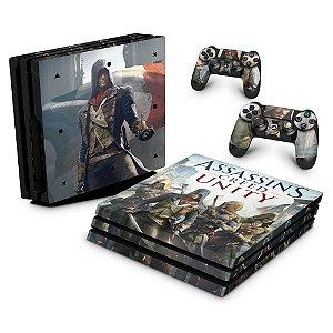 PS4 Pro Skin - Assassins Creed Unity