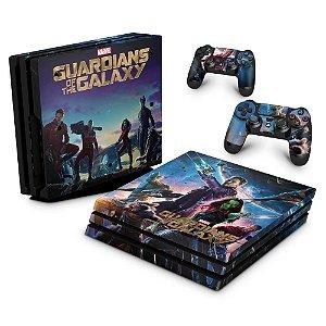 PS4 Pro Skin - Guardioes da Galaxia