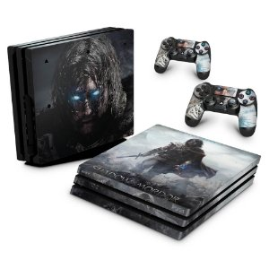 PS4 Pro Skin - Middle Earth: Shadow of Murdor
