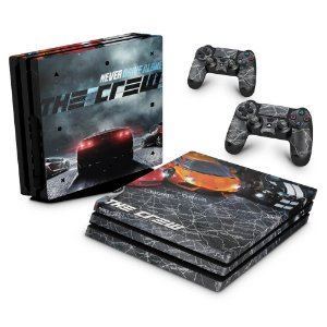 PS4 Pro Skin - The Crew