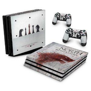 PS4 Pro Skin - Game of Thrones #A