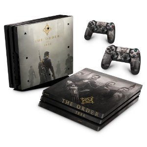PS4 Pro Skin - The Order