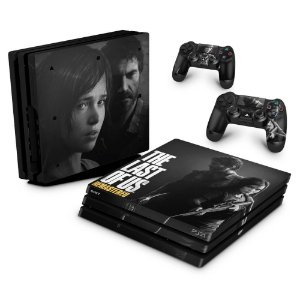 PS4 Pro Skin - The Last of Us Remastered