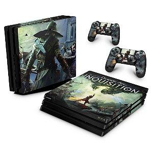 PS4 Pro Skin - Dragon Age Inquisition