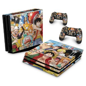 PS4 Pro Skin - One Piece
