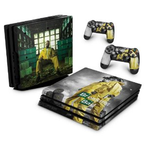 PS4 Pro Skin - Breaking Bad