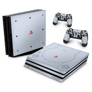 PS4 Pro Skin - Sony Playstation 1
