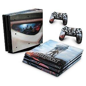 PS4 Pro Skin - Star Wars - Battlefront