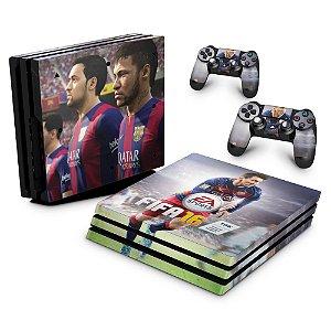 PS4 Pro Skin - Fifa 16