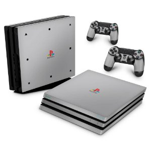 PS4 Pro Skin - Retrô Edition