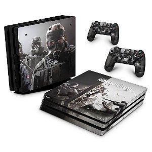 PS4 Pro Skin - Tom Clancy's Rainbow Six Siege