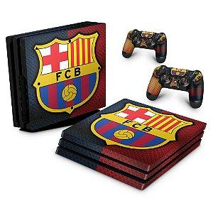 PS4 Pro Skin - Barcelona