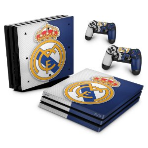 PS4 Pro Skin - Real Madrid