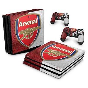 PS4 Pro Skin - Arsenal