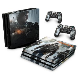 PS4 Pro Skin - Tom Clancy's The Division