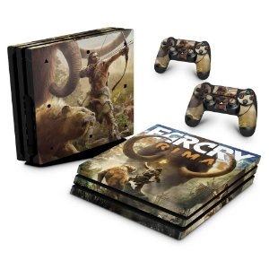 PS4 Pro Skin - Far Cry Primal