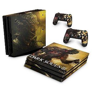 PS4 Pro Skin - Dark Souls 3