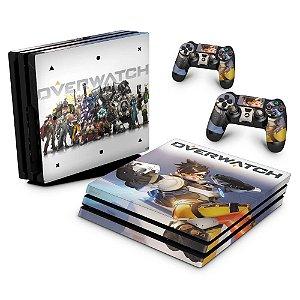 PS4 Pro Skin - Overwatch
