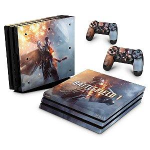 PS4 Pro Skin - Battlefield 1