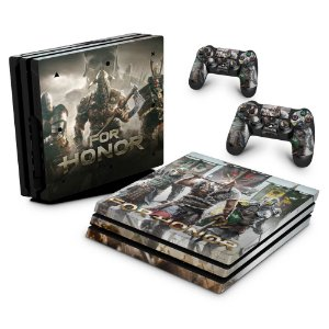 PS4 Pro Skin - For Honor