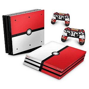 PS4 Pro Skin - Pokemon