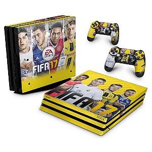 PS4 Pro Skin - Fifa 17