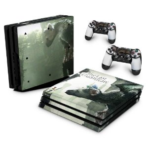 PS4 Pro Skin - The Last Guardian