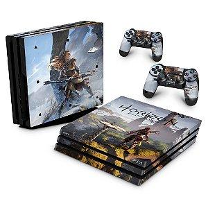 PS4 Pro Skin - Horizon Zero Dawn