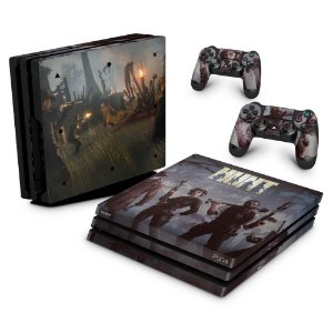PS4 Pro Skin - Hunt: Horrors of the Gilded Age
