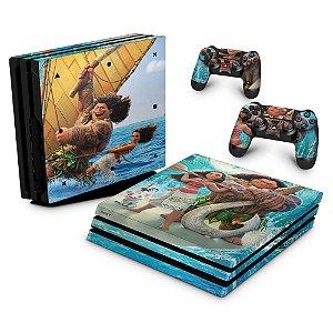 PS4 Pro Skin - Moana