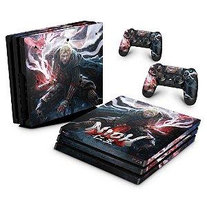 PS4 Pro Skin - Nioh