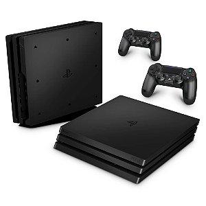 PS4 Pro Skin - Adesivo Transparente