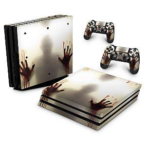 PS4 Pro Skin - Fear The Walking Dead