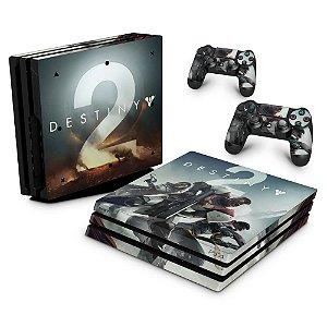 PS4 Pro Skin - Destiny 2