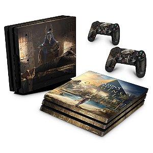 PS4 Pro Skin - Assassins Creed Origins