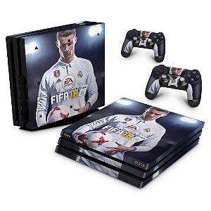 PS4 Pro Skin - Fifa 18