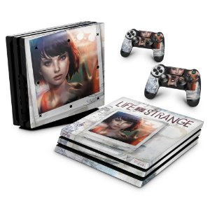 PS4 Pro Skin - Life is Strange