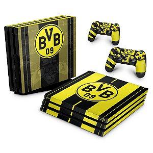 PS4 Pro Skin - Borussia Dortmund BVB 09