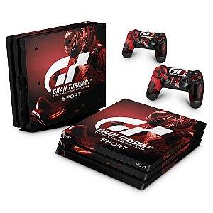 PS4 Pro Skin - Gran Turismo
