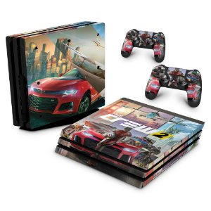PS4 Pro Skin - The Crew 2
