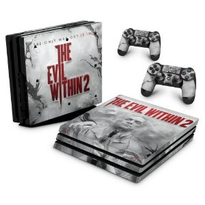 PS4 Pro Skin - The Evil Within 2