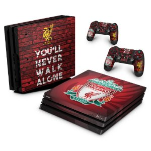 PS4 Pro Skin - Liverpool