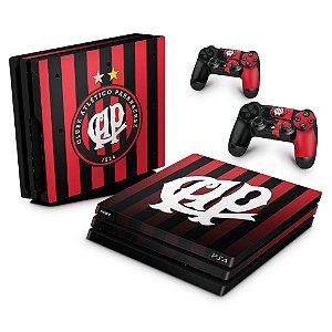 PS4 Pro Skin - Atlético Paranaense CAP