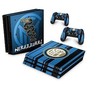 PS4 Pro Skin - Inter de Milao FC