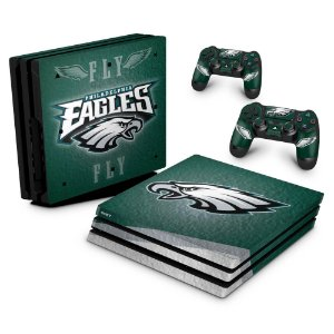 PS4 Pro Skin - Philadelphia Eagles NFL