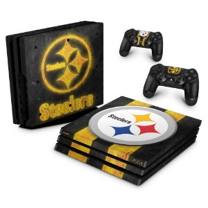 PS4 Pro Skin - Pittsburgh Steelers - NFL