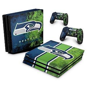 PS4 Pro Skin - Seattle Seahawks - NFL