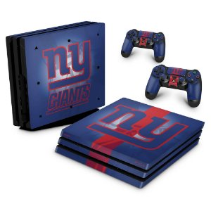 PS4 Pro Skin - New York Giants - NFL
